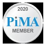 PIMA 2020 Member Badge