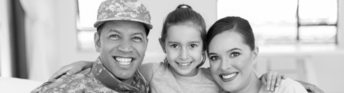 Families of retired military can be eligible for a TRICARE supplement.